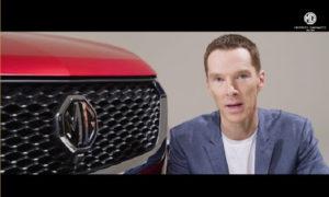 Benedict Cumberbatch MG Motor (1)