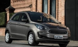 New Ford Figo 2019 facelift