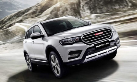 Haval H6 Coupe SUV India (1)