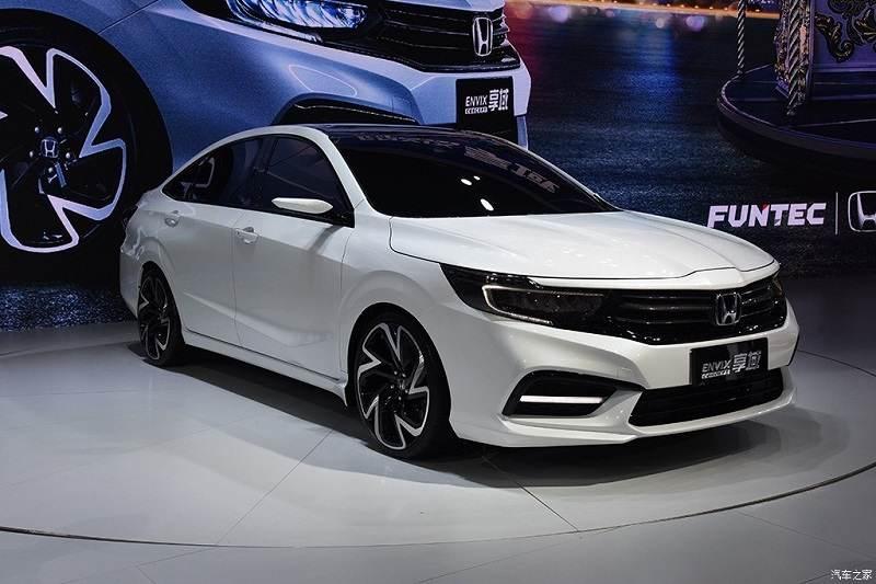 Honda Envix sedan