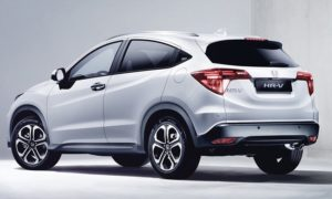 Honda HRV India SUV