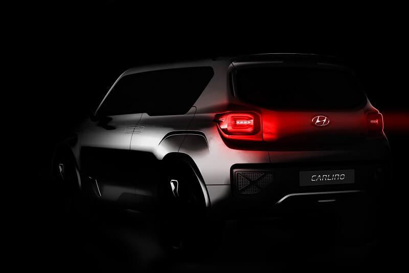 Hyundai Venue compact SUV