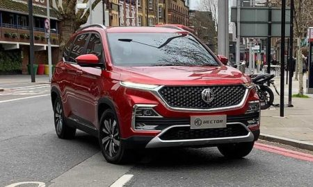 MG Hector Revealed