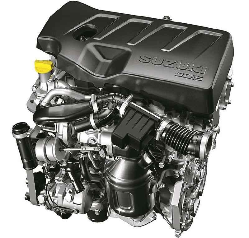 Maruti 1.5L diesel