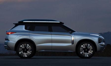 Mitsubishi Engelberg Tourer Concept side