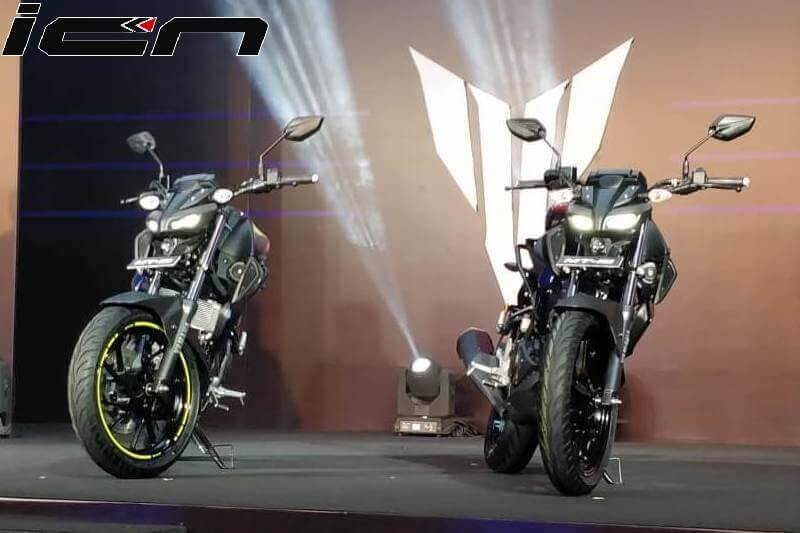 New 2019 Yamaha MT-15 Price In India