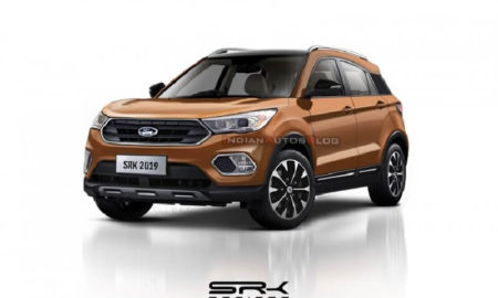 New Ford EcoSport 2020 Rendering