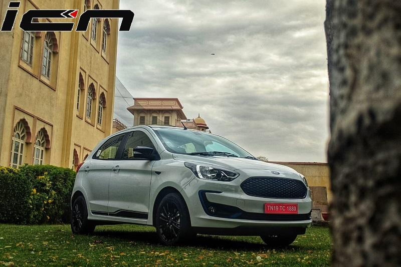 New Ford Figo 2019 Price in India