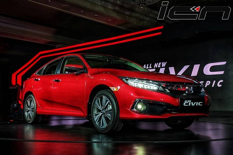 Honda Civic off to a Flying Start