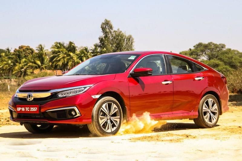 New Honda Civic 2019 Price In India