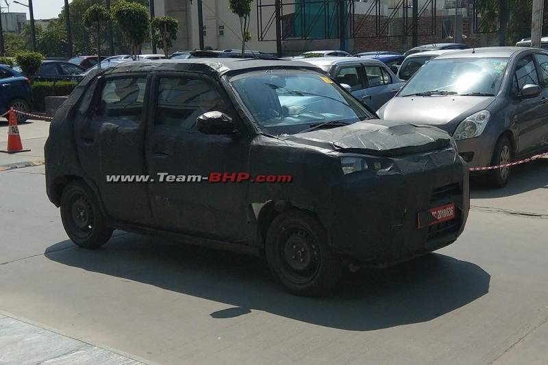 New Maruti SUV