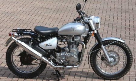 Royal Enfield Bullet Trails