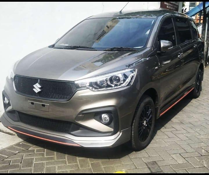 Suzuki Ertiga GT design