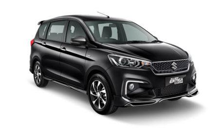 Suzuki Ertiga Sport Launch