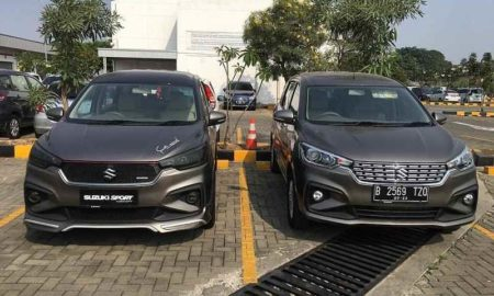 Suzuki Ertiga Sport Vs Regular Ertiga