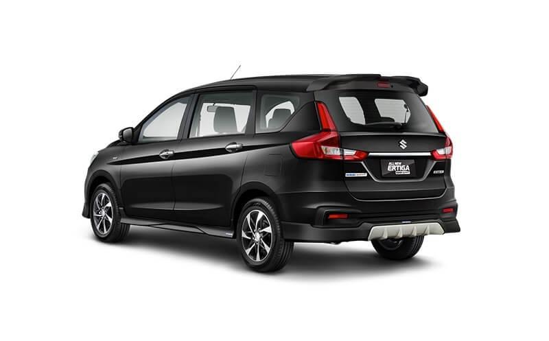 Suzuki Ertiga Sport rear