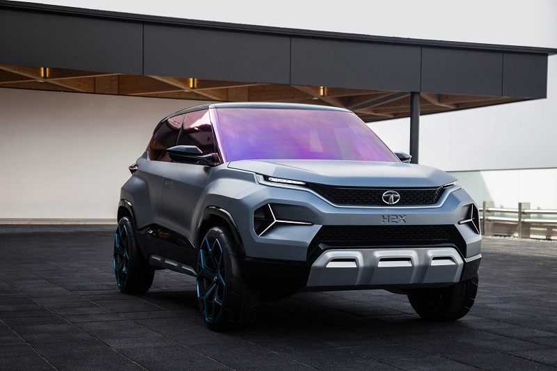Next model joining our list of upcoming new Tata cars is the all-new micro SUV, which was showcased as the H2X concept at the 2019 Geneva Motor Show.