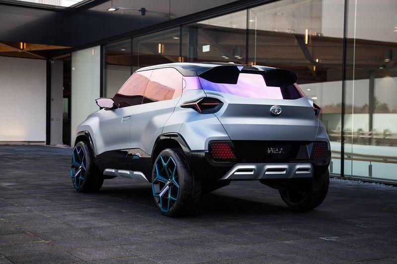 Tata H2X SUV Concept
