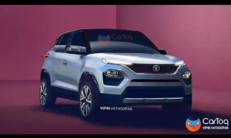 Tata H2X Rendered