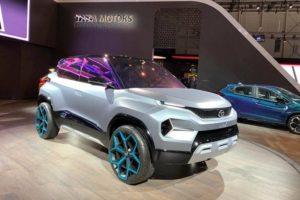 Tata H2X SUV Details