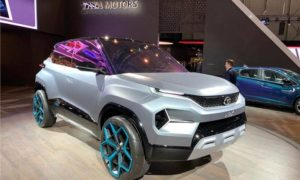 Tata H2X SUV Features