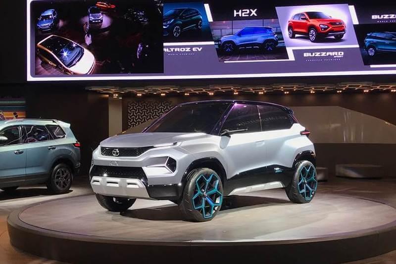 Tata H2X SUV