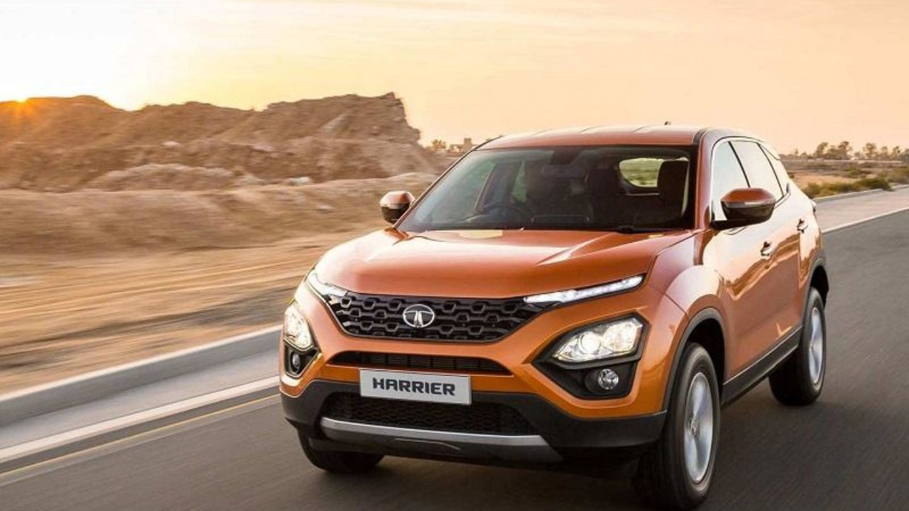 Image result for Tata Harrier BS6