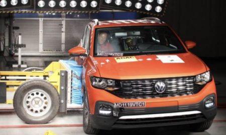 Volkswagen T-Cross Latin NCAP Test