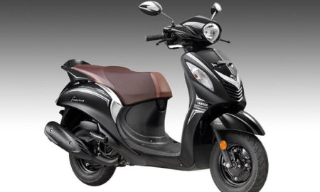 Yamaha Fascino Darknight Edition