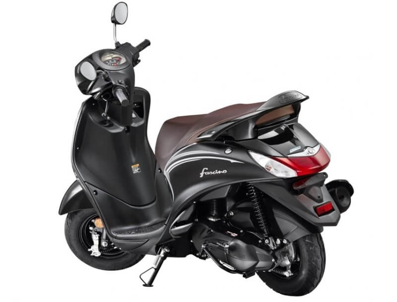 Yamaha Fascino Darknight Edition Price