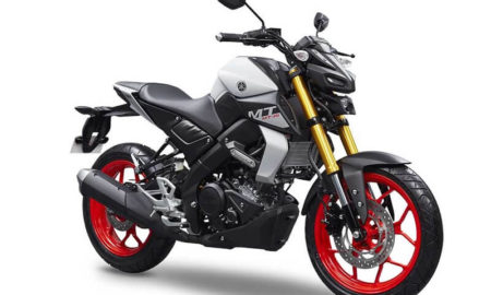 Yamaha MT-15 International