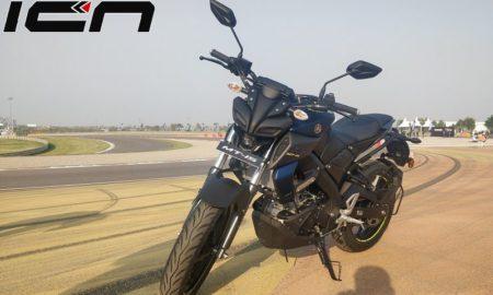 Yamaha MT15 India