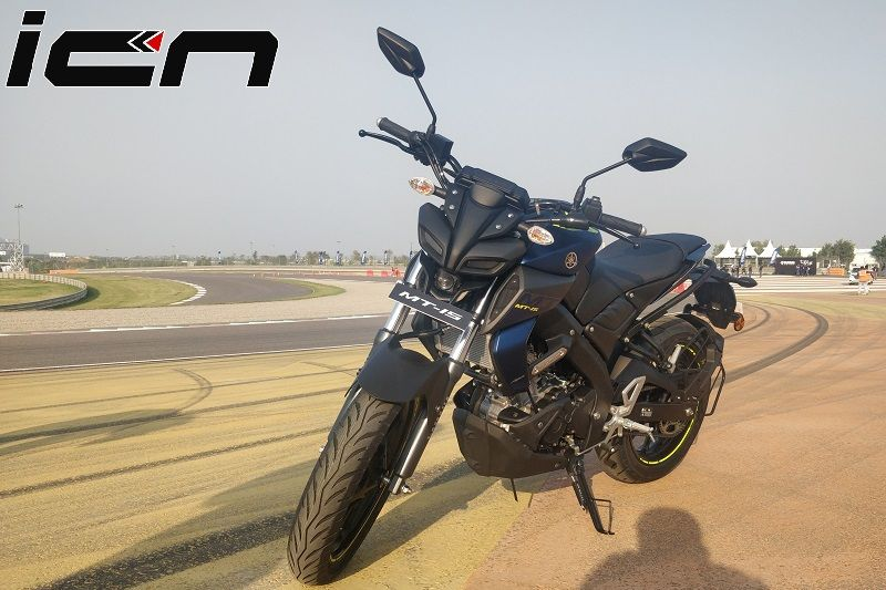 Yamaha MT15 India