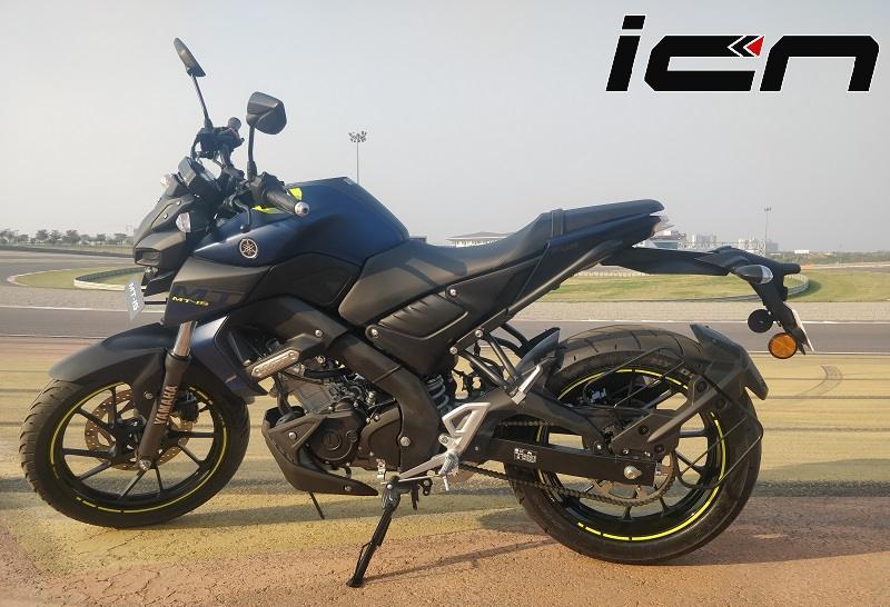 Yamaha MT15 Specs