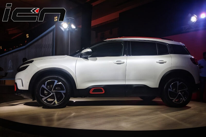 Citroen C5 Aircross Features
