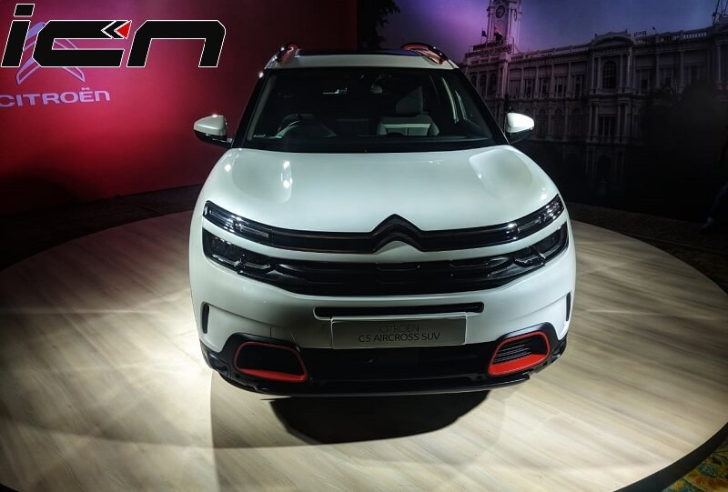 Citroen C5 Aircross Launch