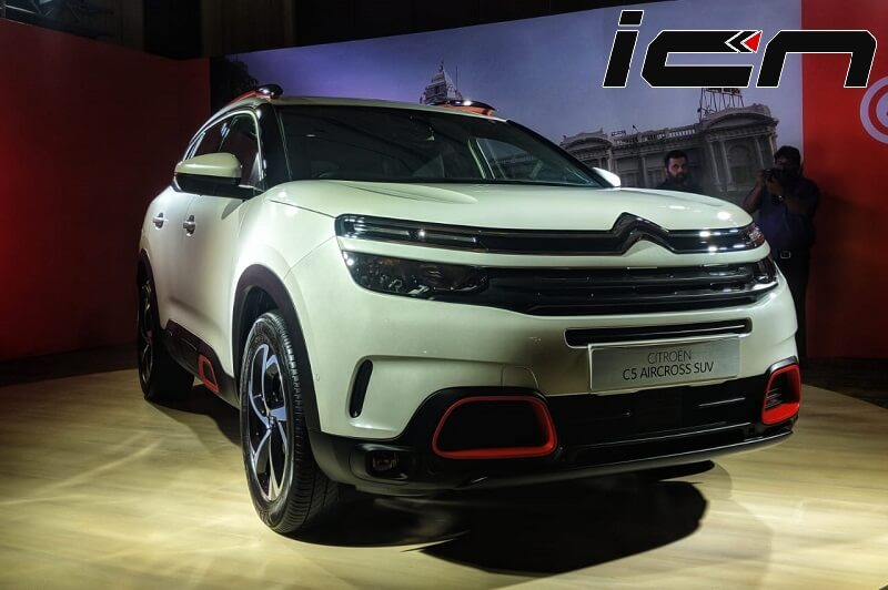 Citroen C5 Aircross Price