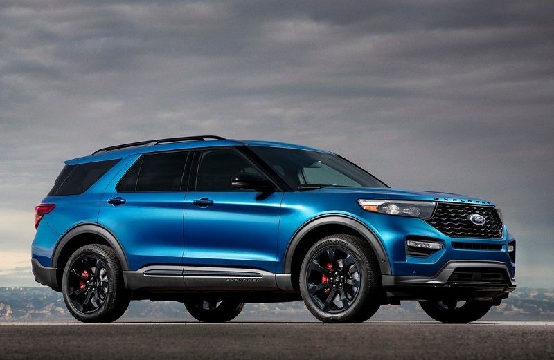 Ford C-SUV India