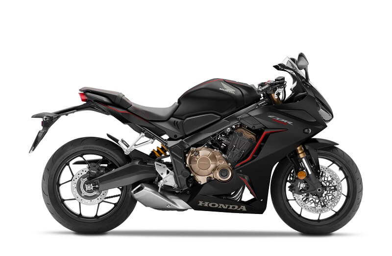 Honda CBR650R Matte Black