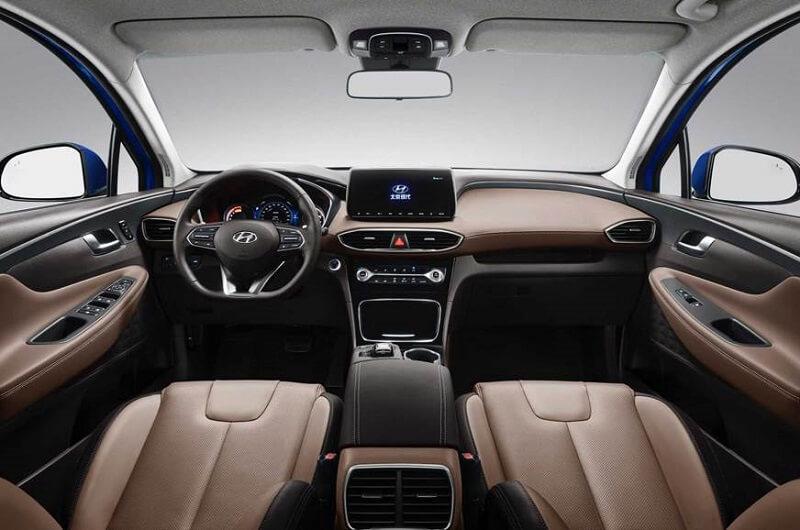 Hyundai Santa Fe 7-seater Interior