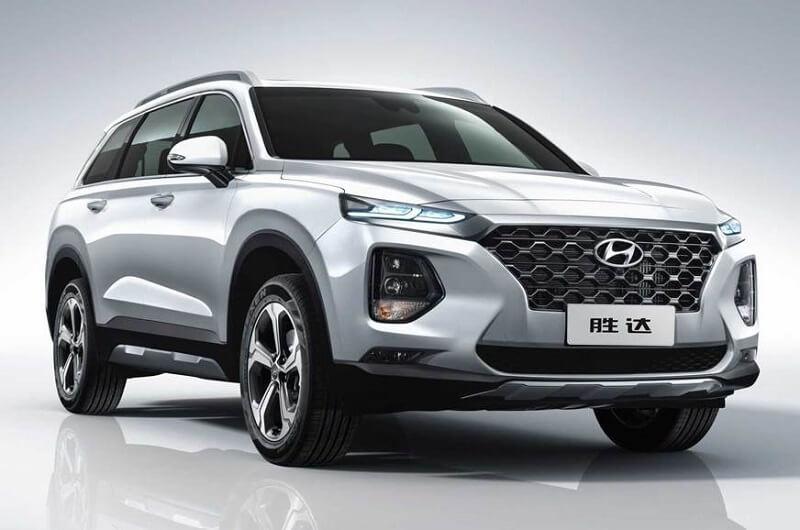 Hyundai Santa Fe 7-seater features