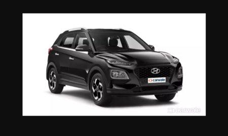 Hyundai Venue Rendering