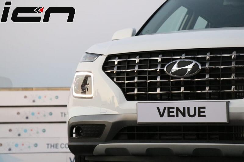 Hyundai Venue Bookings