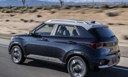 Hyundai Venue Top view