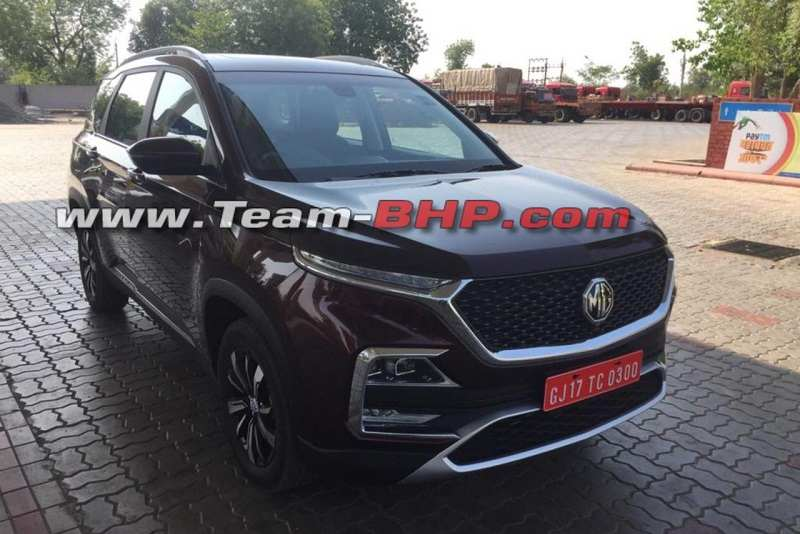 MG Hector Fully revealed