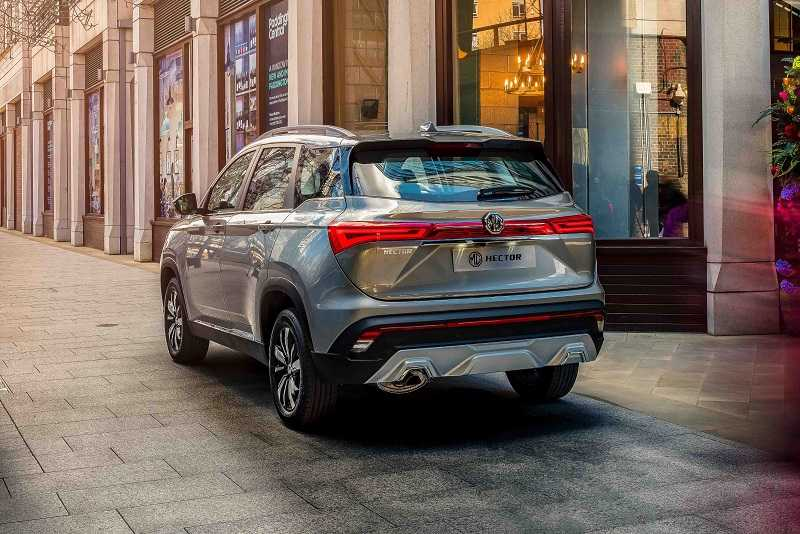 Mg Hector 7 Seater Version Launch Timeline Out To Rival Mahindra Xuv500