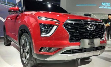Next-gen Hyundai Creta 2020