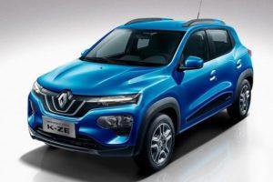 Renault City K-ZE Launch
