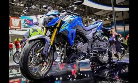 Suzuki Gixxer 250 India Launch