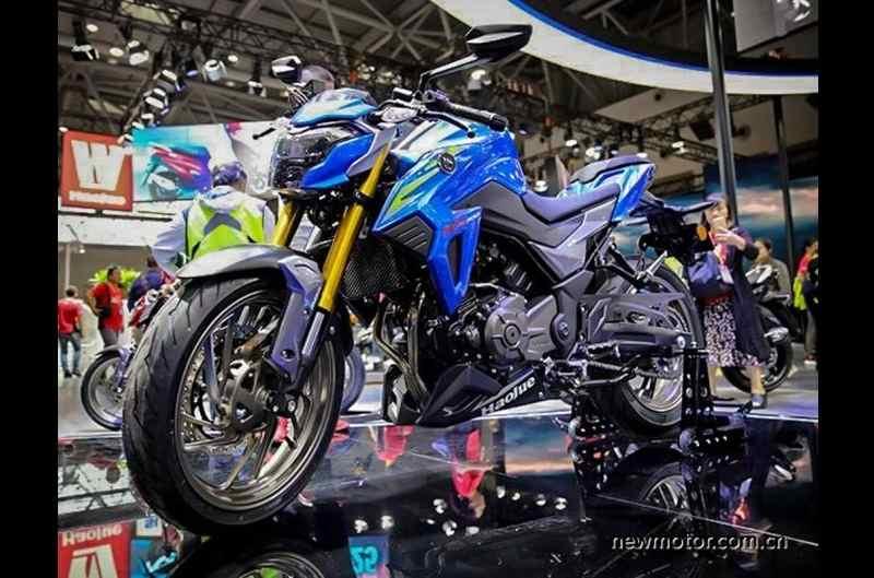 Suzuki Gixxer 250 India Launch